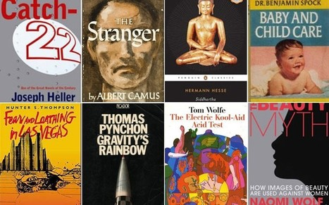 50 best cult books | Bibliobibuli | Scoop.it