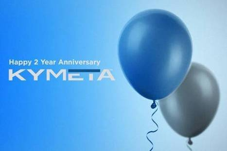 Wishing Kymeta a Happy Anniversary   Kymeta Corporation - news and press releases   Scoop.it