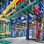 Where the Internet Lives: The First-Ever Glimpse Inside Google's Data Centers | Colossal | Business Protocol | Scoop.it