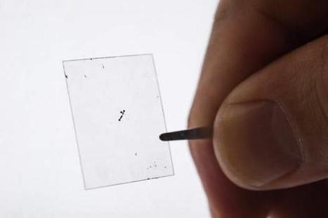 El generador eléctrico más pequeño y delgado del mundo | Tecnología y Educación | Scoop.it