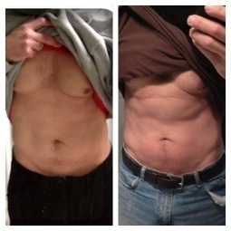 Before and After | Lift Strong | Carb Nite Testimonials | Scoop.it