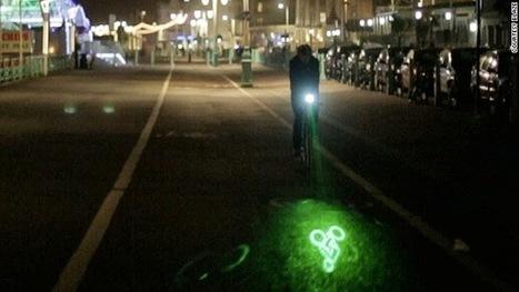 Blaze, la bicicleta que avisa a los autos que estas cerca ~ iEnterate | Deporte sostenible UNDAV | Scoop.it