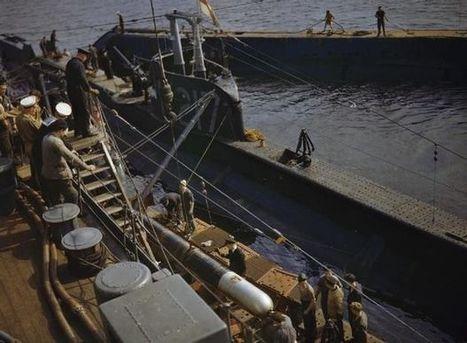 Un sous-marin mythique de la Seconde Guerre mondiale retrouvé intact avec 71 corps à bord | Carnets de plongée | Scoop.it