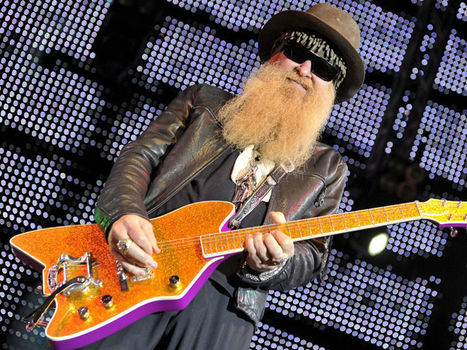 Billy Gibbons' 10 favorite blues albums of all time - MusicRadar.com | music theory | Scoop.it