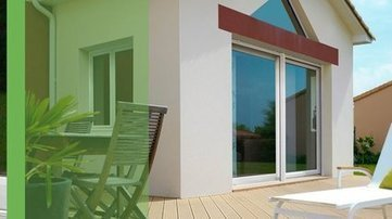 Quelle est la différence entre une porte-fenêtre coulissante et une baie vitrée ? | Immobilier | Scoop.it