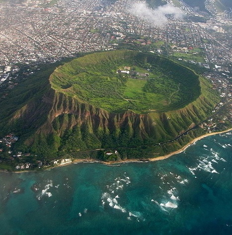THE WORLD GEOGRAPHY: 10 Unusual Volcanic Craters | Geology News | Scoop.it