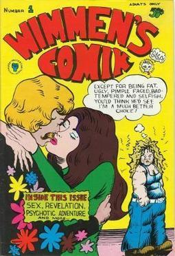 San Francisco Public Library Art, Music and Recreation Center: The 40th Anniversary of Wimmen's Comix 1972 - 2012 | Gender and art | Scoop.it