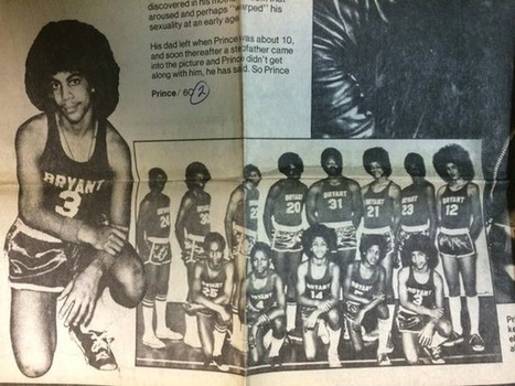 Prince Was An Afro-Rocking, Coach-Hating Schoolboy Basketball Player | Winning The Internet | Scoop.it