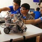 Robótica, ideal en educación para millennials   Educacion, ecologia y TIC   Scoop.it