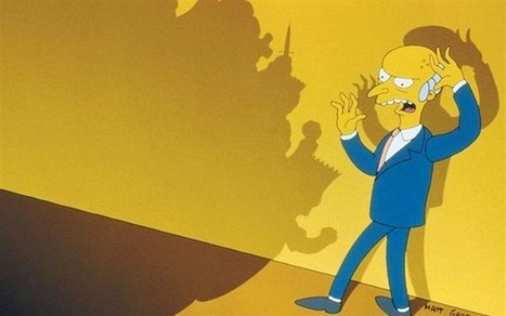 Simpsonovi přišli naráz o hlas Burnse, Neda Flanderse i ředitele Skinnera | letom svetom internetom | Scoop.it