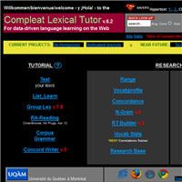 Compleat Lexical Tutor | L2 Vocabulary Teaching & Learning | Scoop.it