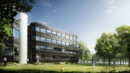 "World's ""most environmentally-friendly office building"" opens in Norway 