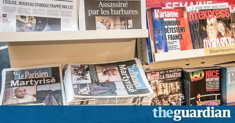 How should the media cover terror attacks? Readers' views | Language Issues | Scoop.it