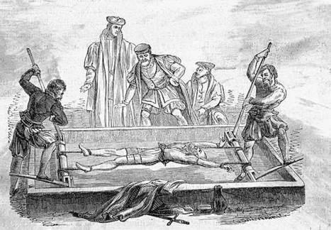 Medieval Torture | CCW Yr 8 Medieval Europe | Scoop.it