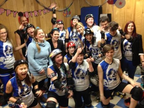 Les duchesses VS Calamity Janes - Roller Derby Québec | Derby News | Scoop.it
