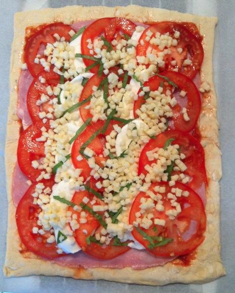 Recette de la pizza maison | <3 Food | Scoop.it