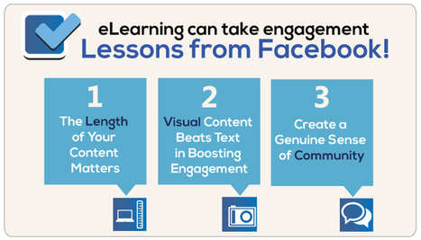 3 Powerful Lessons From Facebook To Help You Create Engaging eLearning | iEduc | Scoop.it