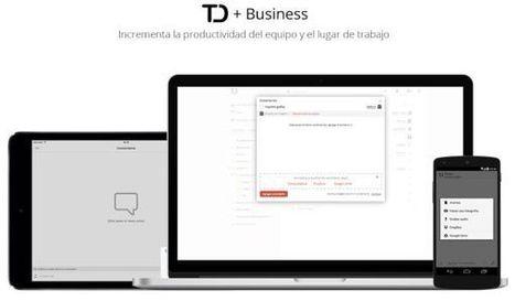 Todoist lanza su herramienta de productividad para negocios. | Herramientas y aplicaciones para la empresa. | Scoop.it
