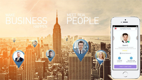 Game Changing App Will Build Your Business Network | Competitive Edge | Scoop.it