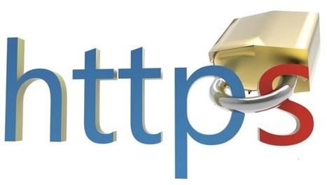 Google : le HTTPS représente plus de 50% des pages visitées via Chrome desktop   Veille techno web   Scoop.it