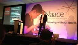 Design Thinking for New Learning #naaceconf13 – Graham Brown ... | Design Thinking Process | Scoop.it