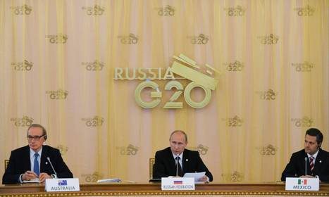 The body language of the G20 summit 2013 - The Independent | Paul ekman | Scoop.it