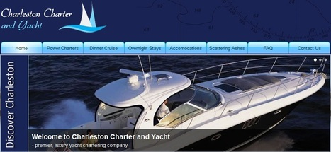 Best Yacht Charters Charleston | Welcome to Yacht & Boat Charter Charleston | Scoop.it
