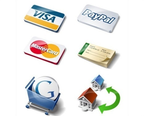 40 Best Free Ecommerce Icons | Ecommerce Marketing | Scoop.it