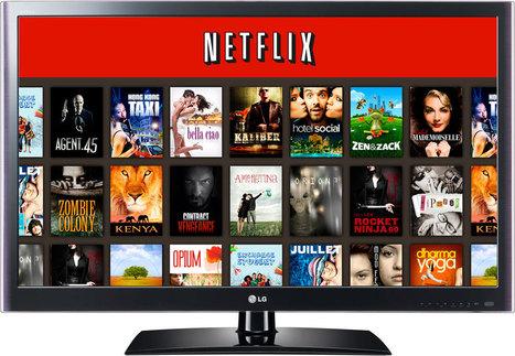 Netflix : une bande passante énorme de 1 térabit par seconde pour la France ! | Notre planète | Scoop.it