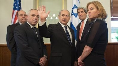 US anger at Israel Kerry 'comment' | Current World Events | Scoop.it