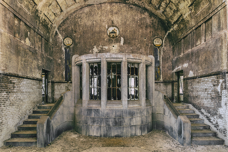 A pumping station abandoned | NEVERENDS - Urban Exploration - Urban Exploration - Photography - Urbex | Modern Ruins, Decay and Urban Exploration | Scoop.it
