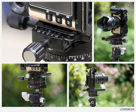 A guide to perfect panoramas using nodal shift | Damien Lovegrove | My blog, Xavier Delaporte Photographie | Scoop.it