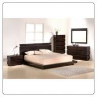 Modern Furniture - Knotch Bedroom Set by J&M Furniture USA | Modern Furniture | Scoop.it