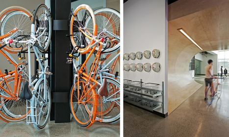 How To Create A Bicycle Culture | Office Environments Of The Future | Scoop.it
