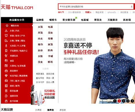 La Francia si compra la visibilità su Alibaba | Social Media & E-Commerce in China | Scoop.it