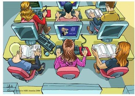 El sector del libro y la formación en competencias digitales | Tecnologías en unidades de información | Scoop.it