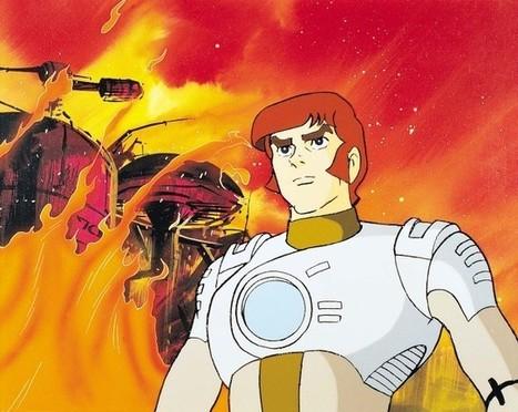 [animé - nostalgie] Capitaine Flam - épisode 9 : 'Départ pour le passé' | Imaginaire et jeux de rôle : news | Scoop.it