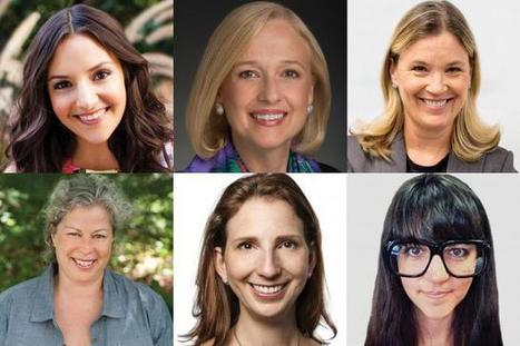 Why Don't More Women Run Media Companies? | Entrepreneurship, Innovation | Scoop.it