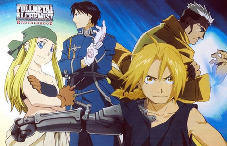 Cast Announced for Fullmetal Alchemist Live Action Movie | <3 ANIME <3 | Scoop.it