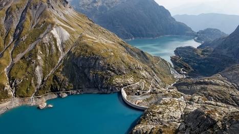 Château d'eau - L'hydroélectricité dans l'arc alpin   HES-SO Valais-Wallis   Scoop.it
