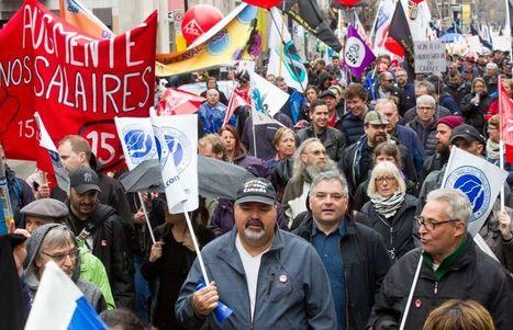 Pleins feux sur la hausse du salaire minimum | S'informer pour agir ! | Scoop.it