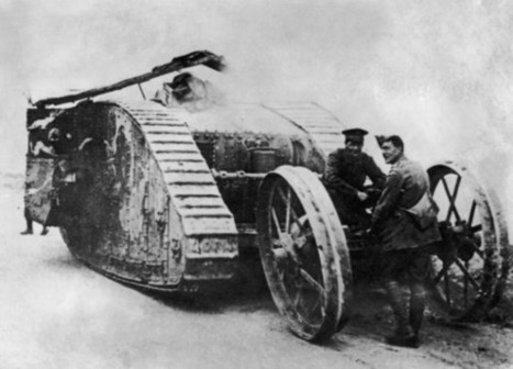 12 Technological Advancements of World War I | WWI | Scoop.it