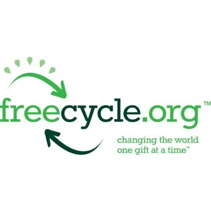 #37 - Freecycle débarrasse vos greniers - Fifty Shades of Green | Fifty Shades Of Green | Scoop.it