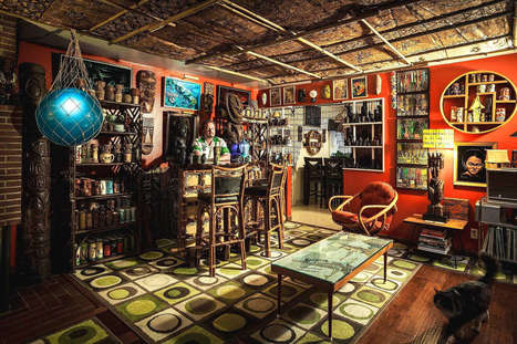Home Bar Ideas for 2015   Home Decoration Products & Ideas   Scoop.it