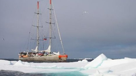 Tara-Océans: succès de la mission scientifique en Arctique - FRANCE 24 | Ocean | Scoop.it