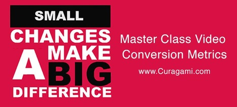 Master Class Video: 3 Ways To Design In Higher Conversion Rates | Design Revolution | Scoop.it