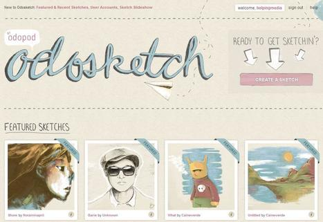 Odosketch | Social media kitbag | Scoop.it