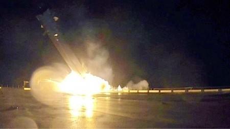 Elon Musk releases video of Falcon 9 landing attempt | Vloasis sci-tech | Scoop.it
