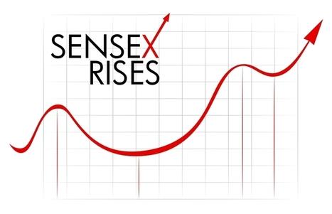 UtheStory   Sensex Rises   World Latest News   Scoop.it
