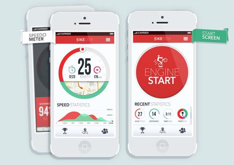 20 beautifully designed smartphone apps | Instructional Design | Scoop.it